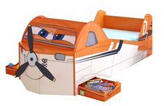 Planes Single Feature Bed – extendable to Small Boys Bedrooms, Boy Bedrooms, Moose Toys, Disney Planes, Kid Beds, Craft Activities, Diy For Kids, Toy Chest, Storage Chest