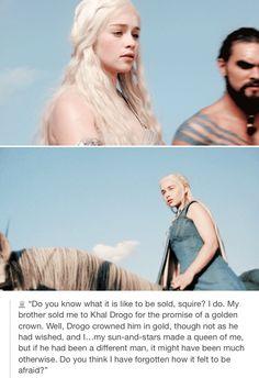 Daenerys on slavery Daenerys Drogo, Khal Drogo, Daenerys Targaryen, Khaleesi, The North Remembers, My Sun And Stars, Mother Of Dragons, Movie Mistakes, Valar Morghulis