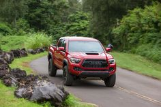 Is the Tacoma TRD Pro ready to rule the trails?
