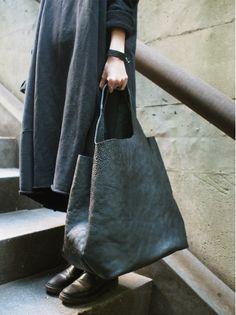 WOMEN DESIGNER :: DETAJ :: 14SS :: DETAJ Leather Bag