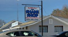 Shake Shop in Spindale, NC - Legendary restaurant known for juicy burgers and shakes, of course!
