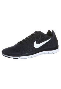 Nike Performance - NIKE FREE TR FIT 3 - Treningssko - sort