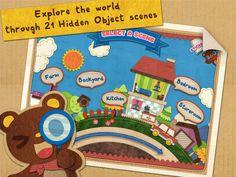 Explore the world through Gorgeous Hidden Object Scenes!