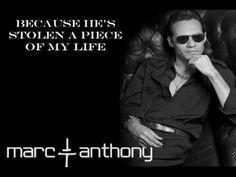 Marc Anthony - ¿Y Como Es El? (With Lyrics)