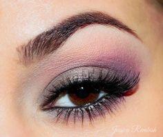 Spring Smokey Eye - Makeup Geek (Jessica Rembish, ohsojess)