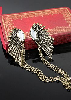 Shop Vintage Gold Wing Tie clip Jewelry online. Sheinside offers Vintage Gold Wing Tie clip Jewelry & more to fit your fashionable needs. Free Shipping Worldwide!
