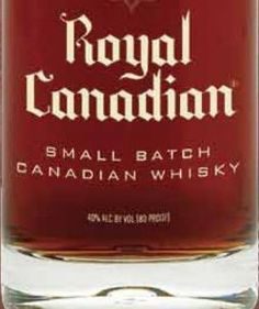 Discover all the details about Royal Canadian Small Batch Canadian Whisky, including price, tasting notes, and reviews.