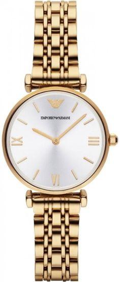 Emporio Armani AR1877 Ladies Gianni T-Bar Watch Sport Watches 3cadf7edbd