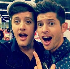 Nick Pitera with Hunter March :) Nick Pitera, Youtubers, Famous People, Crushes, March, Mac, Celebrities, Celebs