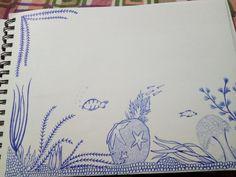 Simple Doodles, My Doodle, Doodle Art Simple