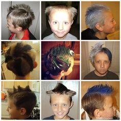 years+of+wacky+hair+for+boys.jpg 1,600×1,600 pixels