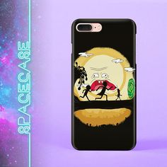 Rick and Morty iPhone 6 Plus iPhone 8 Case Samsung Note 8