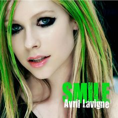 Flickriver: Searching for photos matching 'smile avril lavigne cover' ❤ liked on Polyvore