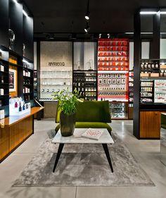 Crème de la crème haute parfumerie by INBLUM architects, Vilnius   Lithuania cosmetics