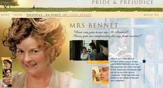Mrs. Bennet's Description - Pride & Prejudice (2005) #janeausten #joewright #fanart