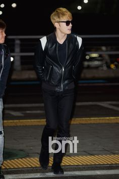 [Bnt Photos] Kim Jae Joong 'The first step of the New Year' #170128 #Jaejoong heading to #Australia for photoshoot #김재중