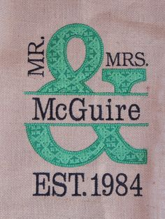 Auburn Burlap Personalized Garden Flag By StitchedsoSweet On Etsy. How  Weu0027re Going To Pay For Our Wedding   Or At Least A Start
