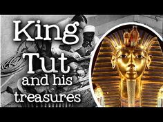 King Tut and His Treasures for Kids: Biography of Tutankhamun, Discovery of his Tomb - FreeSchool - YouTube