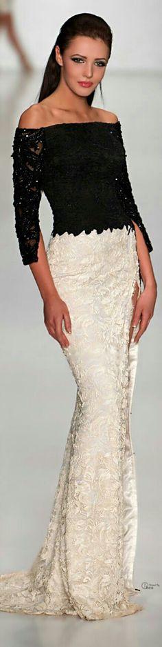 Class never goes out of style. - elegance of black and white | LBV ♥✤ | KeepSmiling | BeStayElegant