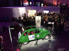 Combien d'électromobiliens, en particulier parmi ceux qui ont fait le pas de la voiture branchée avec les modèles des années 1990, ont rêvé, et rêvent enco Saint Tropez, Tulum, Ibiza, Citroen Car, Automobile, France, Cars, Vehicles, Wheels