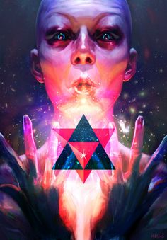 Digital art selected for the Daily Inspiration #1144