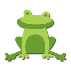 Frog - free SVG file