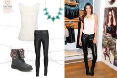 Kendall Jenner | StyleCard Fashion Portal  http://style-card.co.uk/portal/2013/08/get-the-look-kendall-jenner/