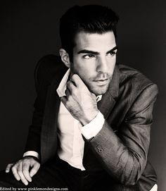 New Spock - Zachary Quinto born in Pittsburgh