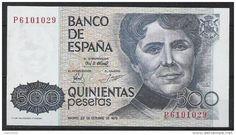 500 pesetas = 3, 01 euros (€)
