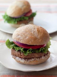 Really Simple Bean Burgers : Recipes : Cooking Channel