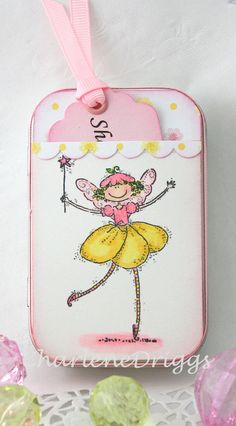 Tooth fairy box! Altoid tin. . . we could make this together.