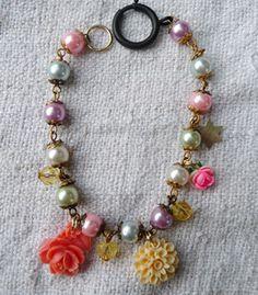 Rainbow Bracelet - £48