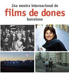 24a Mostra Internacional de Films de Dones de Barcelona. De febrer a novembre 2016