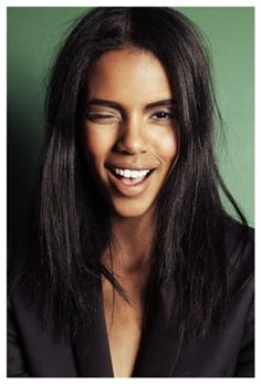 Grace Mehary | Canadian model of Eritrean descent