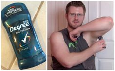 Degree Men Dry Protection Deodorant Review