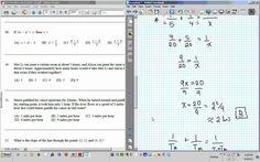 ELM EAP EPT math Test practice questions part IV 41 60