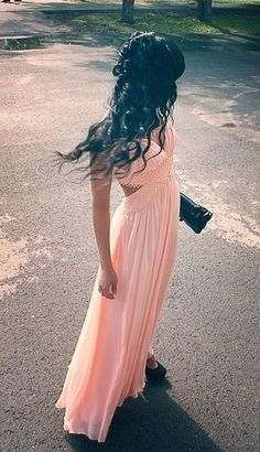 Why can't I find a Maxi dress this color? I'm in love.