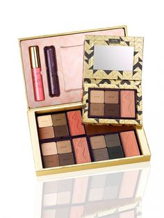 Tarte Holiday 2015   Tarte Home for the Holidaze Collector's Set & Portable Palette $49 Exclusively at Macys and TarteCosmetics.com