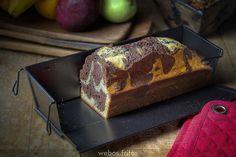 Bizcocho de leche condensada, vainilla y chocolate by webos fritos, via Flickr