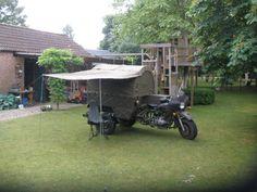 Ural popup camper