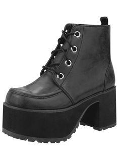 "Women's ""Nosebleed"" Distressed Ankle Boots by T.U.K."