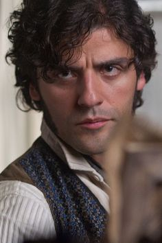 "Oscar Isaac as Laurent LeClaire in ""In Secret"" (2013)"