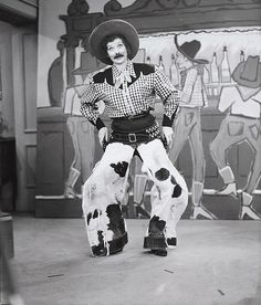 I Love Lucy ~ Lucy Goes Western I really do Love Lucy. There are no bad episodes. This one happens to be my favorite. Smile when you say that!