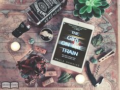 Book Club Read: THE GIRL ON THE TRAIN