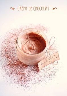 Crème corps chocolat
