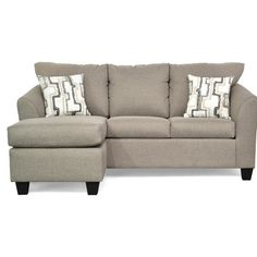 found it at wayfair randy reversible chaise sectional