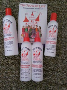 Jenn's Review Blog: Fairy Tales Hair Care Review and Giveaway