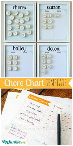 Chore Chart Template-jpg
