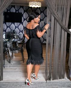 Lemme twirl in this Viviana dress so cute. Shoulder Dress, Chic, Party, Black, Instagram, Dresses, Style, Fashion, Shabby Chic