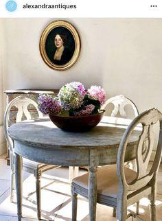alexandraantiques Swedish interiors #scandinavian #scandinavianhome #swedishinterior #gustavian